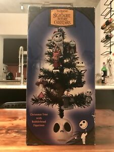 The Nightmare Before Christmas Tree with Jack Head Base by Neca