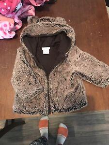2 petit manteaux