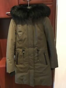 Mackage Enia Down Parka Army Green XXS