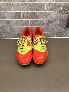 Men's adidas F-50 soccer cleats size 9