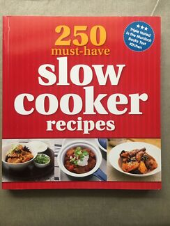 250 Must-have Slow Cooker Recips