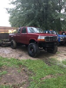 1995 Ford F-150 project truck