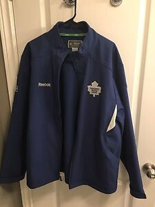 XL Reebok Toronto Maple Leafs Jacket