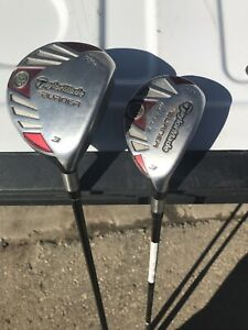 Taylormade 3 wood and hybrid