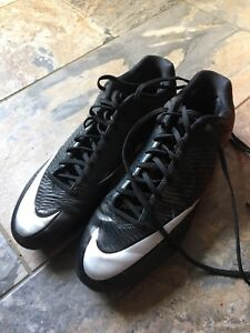 Nike football cleats.