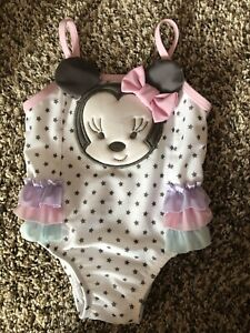 Disney Minnie swimming suit