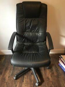 Office chair for sale- 40$ great condition!