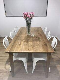 Hamptons/Provincial Style Dining Table Part 62