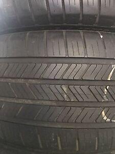 Summer tires Goodyear runflat 245/45r19