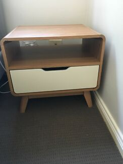 Bedside table - excellent condition