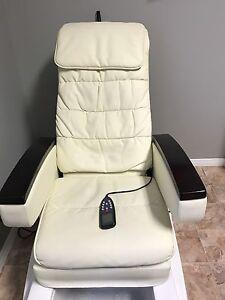 Chaise pédicure spa