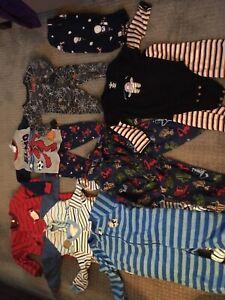Large Boy Clothing lot - sizes 3-24 months