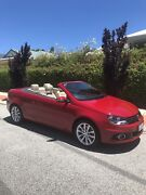 VW EOS 155 tsi Hard Top Convertible (Sept 2013) Perth Perth City Area Preview