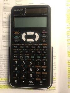 Calculatrice scientifique SHARP EL-546X