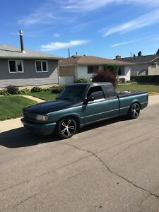 94 Mazda B3000 custom lowrider daily driver/ project