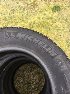 195 65 15 Michelin X-ICE Winter Tires