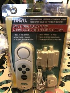 Ideal Security Gate & Pool Access Alarm