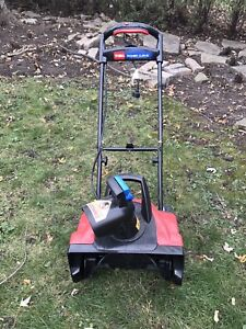 """Electric Snow Blower 18"""""""