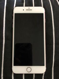 128GB Rose Gold iPhone 7 Plus