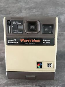 Vintage Kodak Party Time Instant Camera