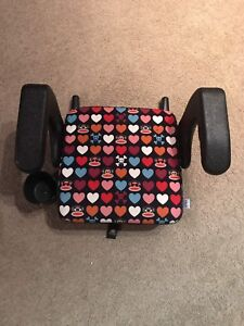 "Clek Olli Booster Seat/Paul Frank""Julius Hearts Me""MintCondition"