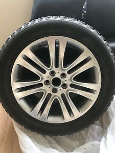 Lincoln MKZ/ Ford Fusion Winter Tire & Rim Package