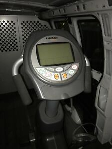 Lamar Walk Thru Recumbent Exercise Bike
