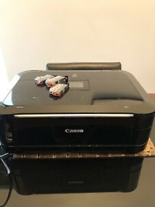 Canon inkjet printer/scanner with WiFi