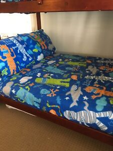 Kids Monster bedding - double bed