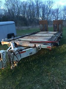 Used Ontario Hydro Trailer