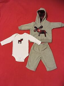 3 months unisex outfit for a boy or girl