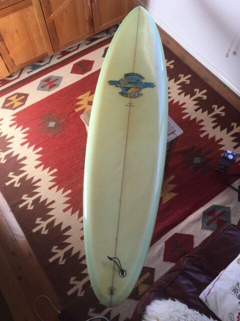 Barry Bennett Vintage Surfboard Surfing Gumtree Australia Pittwater