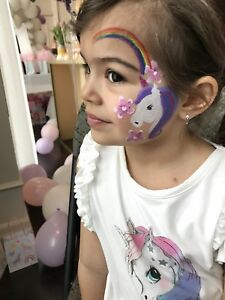 MISSISSAUGA FACEPAINTING FOR PARTIES