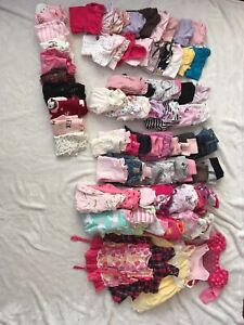 Large 3-6month/6 month girls clothing lot