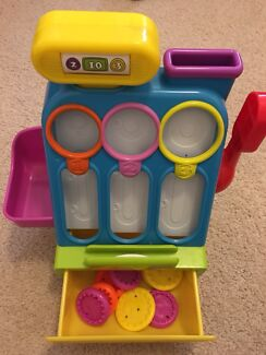 Fisher price and little tike toys