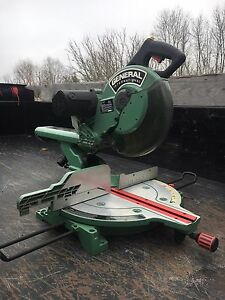 "General International 12"" Miter saw"
