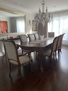 Superieur Dining Table And Chairs