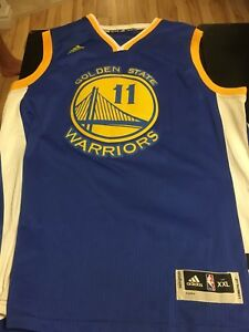 Klay Thompson Golden State Jersey