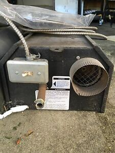 Radiant tube heater