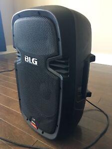 Speaker BLG