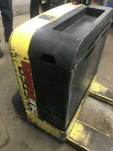 Yale , Hyster and Crown electric pallet jacks