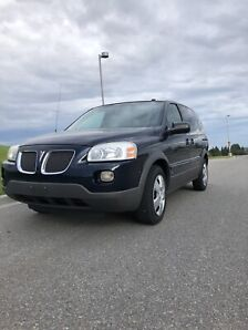 2007 Pontiac Montana,no accidents 72500 km only, non smoking