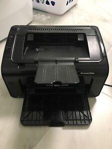 HP LaserJet P1102W Printer (Wifi & Wired)
