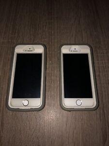 iphone 5s blanc 150$ ch En parfaite condition comme neuf