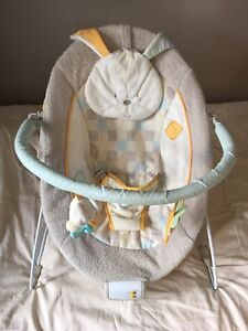 Bouncy chair for baby