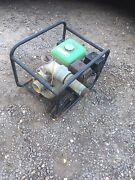 Water pump Huntly Bendigo Surrounds Preview