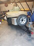 Off-road camper trailer Albany Albany Area Preview