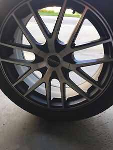BMW 20 inch alloy rims