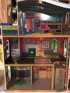 Barbie Dream House and Furniture