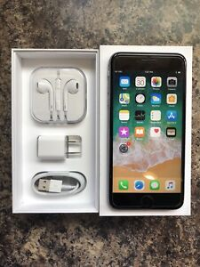 Unlocked iPhone 6s Plus 64GB with Box, OtterBox & Accessories